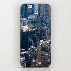 New York City - Manhattan #2 iPhone & iPod Skin