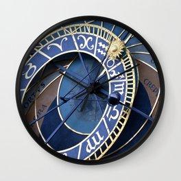 Clockin' Out Wall Clock