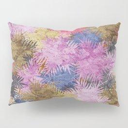 Tropical Fan Palm Paradise – Colorful #06 Pillow Sham