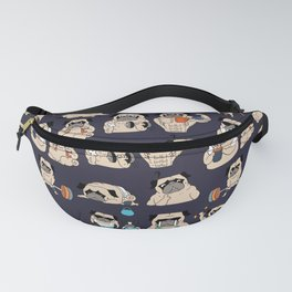 Pugsgym Life Fanny Pack