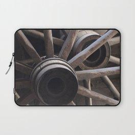 Wagon Wheel Laptop Sleeve