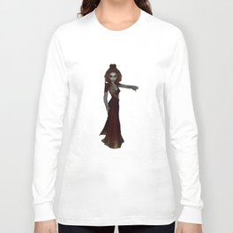 Heads Off Long Sleeve T-shirt