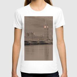 Westminster Abbey. London T-shirt