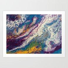 Magestic Art Print