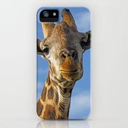 The Giraffe II iPhone Case
