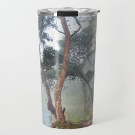 Jungle in Royal Chitwan National Park, Nepal. Travel Mug