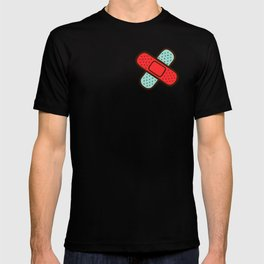 Rainbow Band-Aids T-shirt