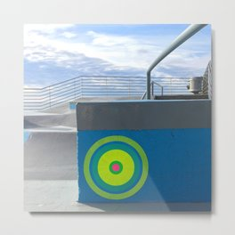 portals of hope bondi beach sydney Metal Print