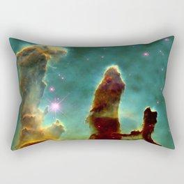 Eagle Nebula Pillars Rectangular Pillow