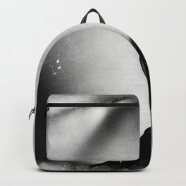 Just a Breast II Watercolor Backpack
