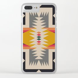 bonfire Clear iPhone Case