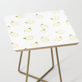Lemony Side Table