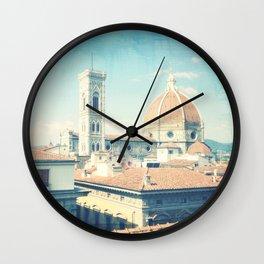 d u o m o #2 Wall Clock