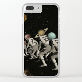 Orbit Clear iPhone Case