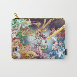 Pretty Guardians - Dream Arc Carry-All Pouch