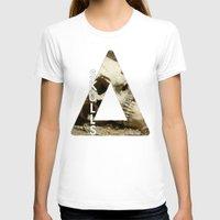 bastille T-shirts featuring Bastille - Skulls by Thafrayer