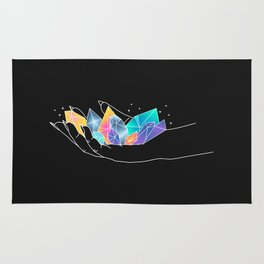 Coming Over - Illustration Rug