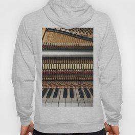 Piano inside Hoody