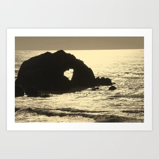 Love is Hard to Find Art Print