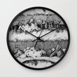 BigMac Wall Clock