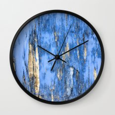 Worn = Wonderful Wall Clock