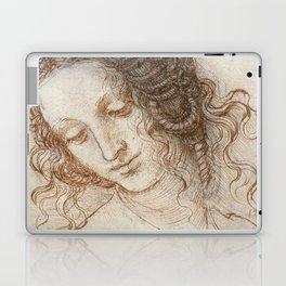 Leonardo da Vinci - Head of Leda Laptop & iPad Skin