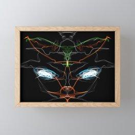 Alien Framed Mini Art Print