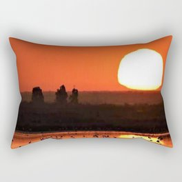 Doñana nuestro gran tesoro Spain Rectangular Pillow