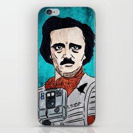 Edgar Allan Poe Dameron iPhone Skin