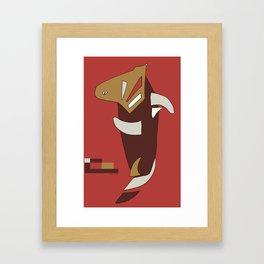 Alyphin Framed Art Print