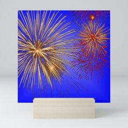 Pyrotechnic Mini Art Print