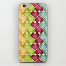 Hearts For Hearts. iPhone & iPod Skin