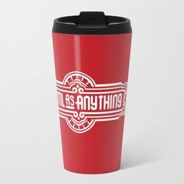 Lentil as Anything - Red Travel Mug