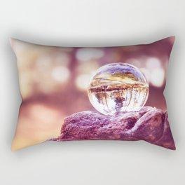 GLASSBALL Rectangular Pillow