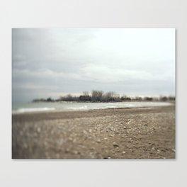Beaches 2 Canvas Print