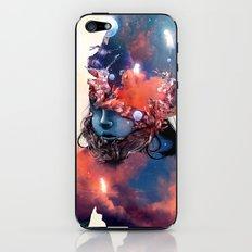 Mandorla iPhone & iPod Skin