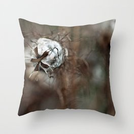 {faded love} Throw Pillow