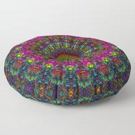 Mandala Sae Three Floor Pillow
