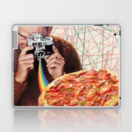 pizza obsession Laptop & iPad Skin