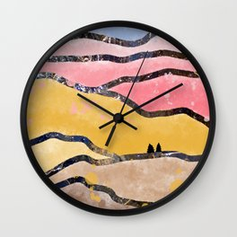 Just the two of us Wall Clock