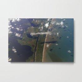 Earth: So Beautiful Metal Print