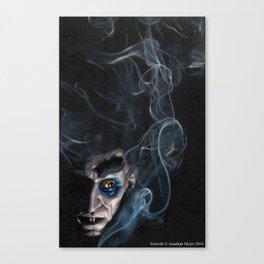 Nosferatu Shadows Canvas Print
