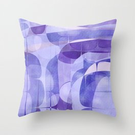 Sorrowful Throw Pillow