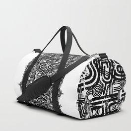 Disorganized Speech #5 Duffle Bag