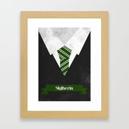 GREAT CUNNING Framed Art Print
