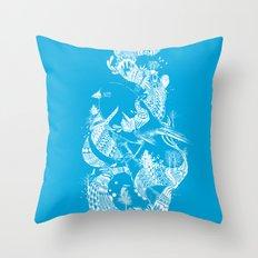 Art & Freedom Throw Pillow