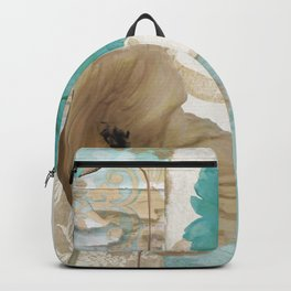 Beach Poppies IV Backpack