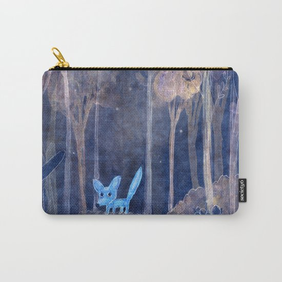 little fox Carry-All Pouch