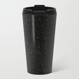 Trail Status / Technical Black Metal Travel Mug