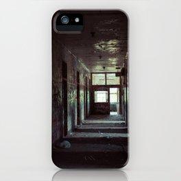 Inside Letchworth iPhone Case